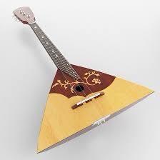楽器バラライカ