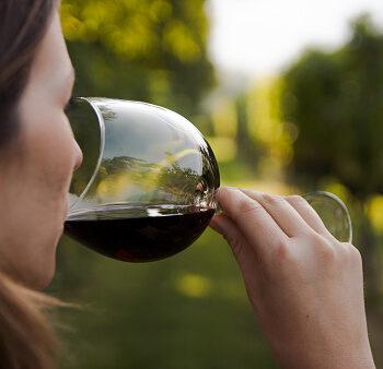 赤ワインの味