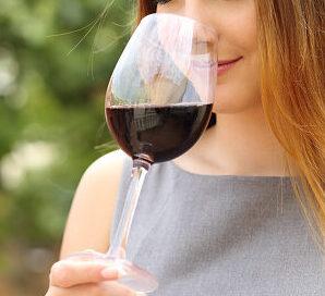赤ワインの香り